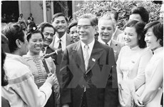 Nguyen Van Linh – a staunch communist and reformer