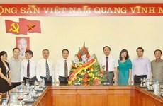 Media agencies honoured to mark Vietnam Revolutionary Press Day