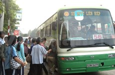 HCM City to put surveillance cameras in buses