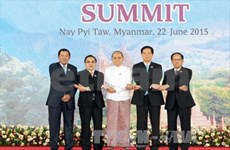 PM proposes solutions to boost CLMV collaboration