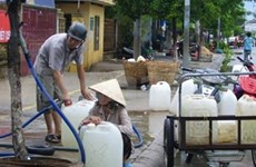 Funds sought to provide fresh water for HCM City residents