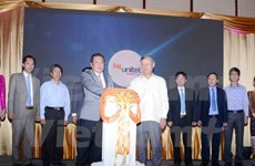 Vietnamese-invested company inaugurates 4G network in Laos