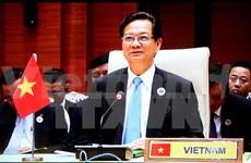PM Nguyen Tan Dung cheers Vietnamese investors in Myanmar