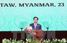 PM flies home, concludes Myanmar visit