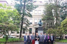 Statue of late President Ho Chi Minh to be placed in Czech Republic