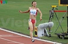 Vietnam take three silver medals at Asian Grand Prix
