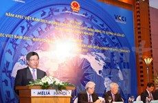 Hosting APEC 2017 - lynchpin of Vietnam's foreign policy