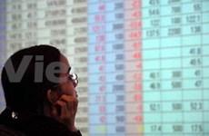 Bank shares drive markets backwards