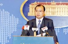 Embassy continues demanding China return fishing ship: Spokesman