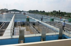 Work begins on water plant in Dong Nai