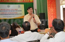 Outreach event deters irregular migration in Nghe An