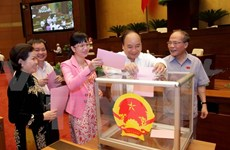 Supreme People's Court judges appointed