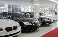 Automobile imports on the rise
