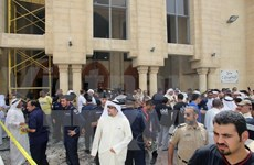 Condolences to Kuwait over terrorist bombing