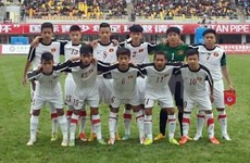 Vietnamese boys compete in U15 football event in Japan