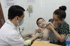 HCM City: 300 children receive support for heart surgeries annually