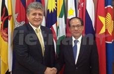 ASEAN, UN pledge to strengthen cooperation