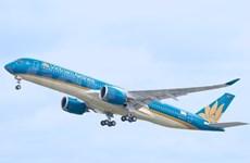 Vietnam Airlines receives first A350 XWB