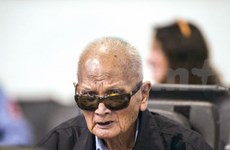 UN-backed court begins appeal hearings for two ex-Khmer Rouge leaders