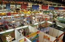Lao, Vietnamese companies send goods to Vientiane