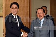 Japan, Cambodia agree to work on Mekong region development