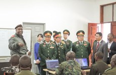 Vietnam, Mozambique foster national defence cooperation
