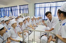 Vietnamese caregivers to train and work in Germany