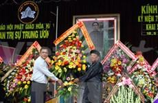 Founding of Hoa Hao Buddhism celebrated