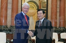 Deputy PM stresses potential for upgrading Vietnam-US ties