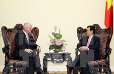 PM receives EU ambassador