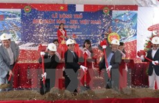France's second cheese factory commences in Binh Duong