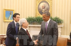 Vietnam-US joint vision statement adopted