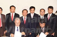 Ha Tinh forges trade affiliations in Germany