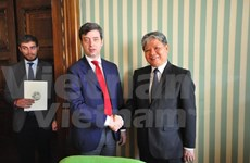 Vietnam, Italy seek closer judicial ties