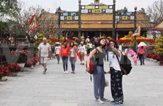 Thua Thien-Hue moves to promote tourism