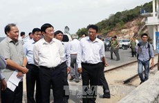 State President examines water shortage impacts in Khanh Hoa