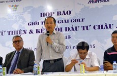 Asian charity golf tournament to help needy children