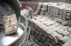 Cement consumption up in first half of 2015