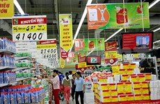 Supermarket branding takes a foothold in Vietnam
