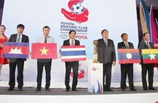 National winners to represent Vietnam at Toyota Mekong Cup
