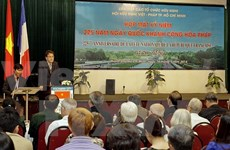 HCM City marks 226th French National Day