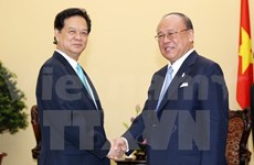 Japanese special advisor vows to work for Vietnam-Japan ties