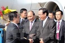 Lao Prime Minister begins Vietnam visit