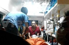 Embassy in Malaysia supports crewmen exposed to poisonous gas