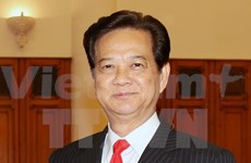Prime Minister Nguyen Tan Dung to visit Thailand