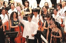 Toyota Classics Concert takes to the stage in central city