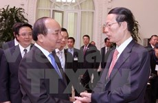 China willing to extend scope of cooperation with Vietnam