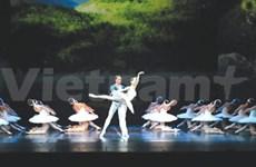 Russians present Swan Lake in 3D format