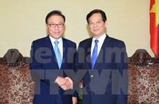 PM greets Vietnam's Honorary Consul General in RoK