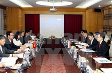 Vietnam, Singapore address corruption through enhanced cooperation